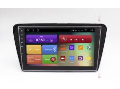Штатная магнитола RedPower 21007B Skoda A7 2014+ 10.2'HD Android 6.0