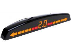 Парковочный радар AMS A8181in V2 Black