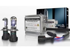 Комплект биксенона Infolight Expert PRO ver.2 H4 H/L 5000K 35W