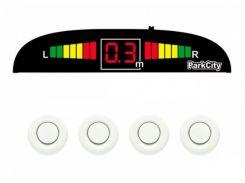 Парковочный радар ParkCity Odessa 418/102 White