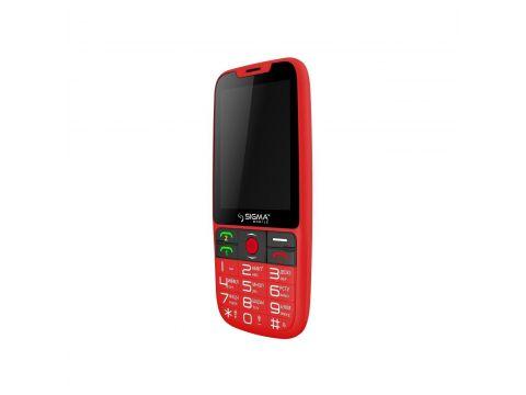 Sigma mobile Comfort 50 Elegance Red