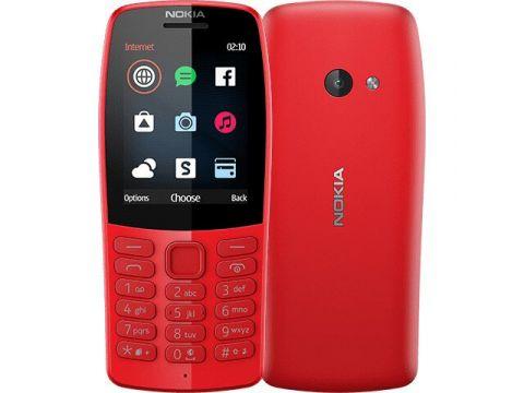 Nokia 210 Dual Sim Black