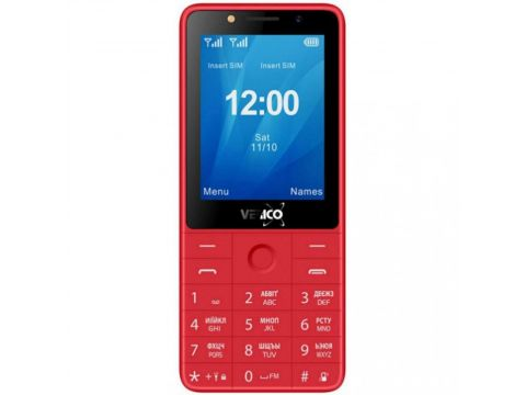VERICO Qin S282 Red