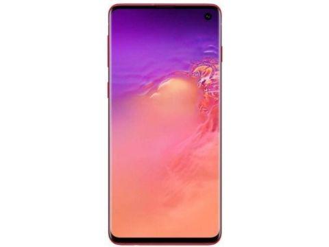 Samsung Galaxy S10 SM-G973 DS 128GB Red (SM-G973FZRD)