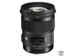 Sigma AF 50mm f/1.4 EX DG HSM (Nikon)