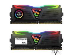 Geil 16 GB (2x8GB) DDR4 3000 MHz SUPER LUCE RGB (GLS416GB3000C16ADC)