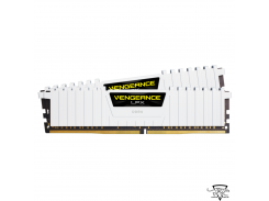 Corsair Vengeance LPX White 32Gb KIT(2x16Gb) DDR4 PC2666 (CMK32GX4M2A2666C16W)