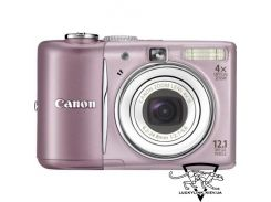 Canon PowerShot A1100 Pink