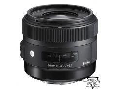 Sigma AF 30mm f/1.4 EX DC HSM A for Nikon
