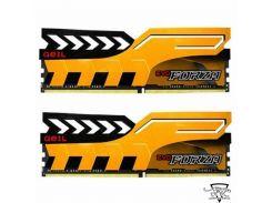 Geil 16 GB (2x8GB) DDR4 3000 MHz EVO Forza Racing Yellow (GFY416GB3000C16ADC)