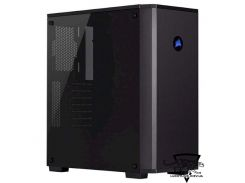 Corsair Carbide 175R RGB Tempered Glass Black (CC-9011171-WW)