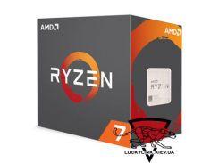 Процессор AMD Ryzen 7 1700X (YD170XBCAEWOF)