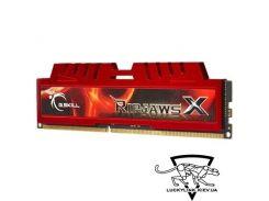 G.Skill 8 GB (2x4GB) DDR3 1600 MHz (F3-12800CL9D-8GBXL)