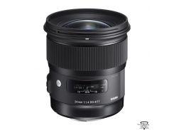 24mm F1.4 DG HSM Art (for Nikon)