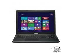 "Ноутбук Asus X551MAV (X551MAV-RCLN06) CelN2830(2.16-2.41) 4G/500(5400) 15.6""(1366x768)HD,HDG,DVD,Lan,WiFin,Cam,W10H,черн."