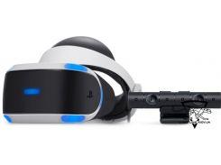 Очки виртуальной реальности Sony PlayStation VR + PlayStation Camera + PlayStation Move+game