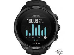 Suunto SPARTAN SPORT WRIST HR ALL BLACK (SS022662000)