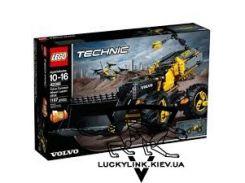 LEGO Technic VOLVO колёсный погрузчик ZEUX (42081)