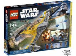 LEGO Star Wars Звездный истребитель Набу (7877)