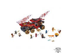 LEGO NINJAGO Райская земля (70677)