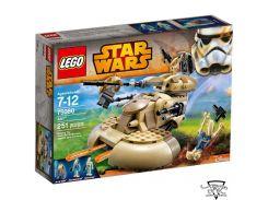 LEGO Star Wars Бронированный штурмовой танк AAT (75080)