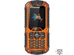 Sigma mobile X-treme IT67m black-orange