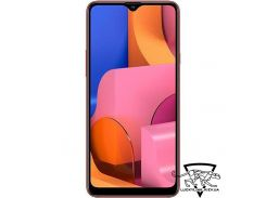 Samsung Galaxy A20s 2019 A207F 3/32GB Red (SM-A207FZRD)