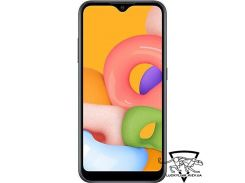 Samsung Galaxy A01 2/16GB Black (SM-A015FZKD)