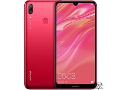 HUAWEI Y7 2019 3/32GB Coral Red (51093HEW)