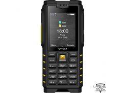 Sigma mobile X-treme DZ68 Black-yellow