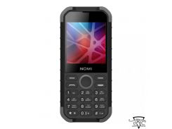 Nomi i285 X-Treme Black-Grey