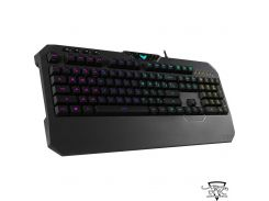 ASUS TUF Gaming K5 USB Black (90MP0130-B0MA00)
