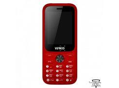 VERICO Carbon M242 Red