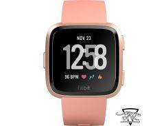Fitbit Versa, Peach/Rose Gold Aluminum (FB505RGPK)