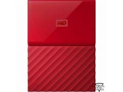 WD My Passport 2 TB Red (WDBS4B0020BRD)