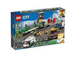 LEGO City Грузовой поезд (60198)