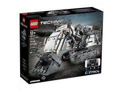 LEGO TECHNIC Экскаватор Liebherr R 9800 (42100)