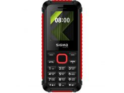 Sigma mobile X-style 18 Track Black