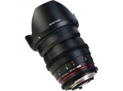 24mm T1.5 ED AS UMC VDSLR II Sony-E