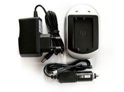 PowerPlant Зарядное устройство для Canon NB-4L, NB-8L, BP125A - DV00DV2005