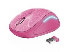 Trust Yvi FX Wireless Pink (22336)