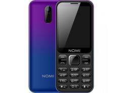 Nomi i284 Violet-blue