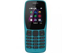Nokia 110 Dual Sim 2019 Blue (16NKLL01A04)