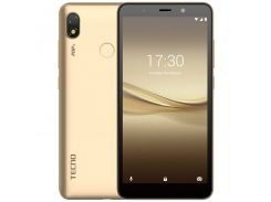 TECNO POP 3 (BB2) 1/16GB Champagne Gold