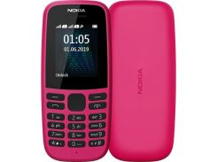 Nokia 105 DS 2019 Pink (16KIGP01A01)