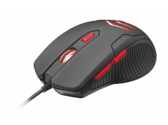 Trust Ziva Gaming mouse with Mouse pad (21963)