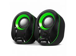 SVEN 290 black/green