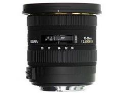 SIGMA 10-20mm f/3.5 EX DC FOR CANON