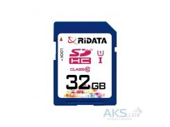 RiData 32 GB SDHC class 10 UHS-I FF959224