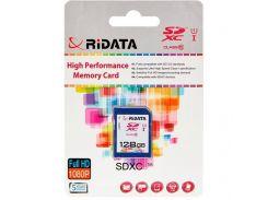 RiData 128 GB SDXC class 10 UHS-I FF965522